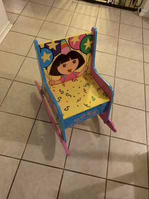 Kids Rocking Chair for Sale in Fort Worth, TX