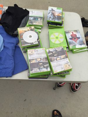 Xbox and electronics for Sale in Riverside, CA