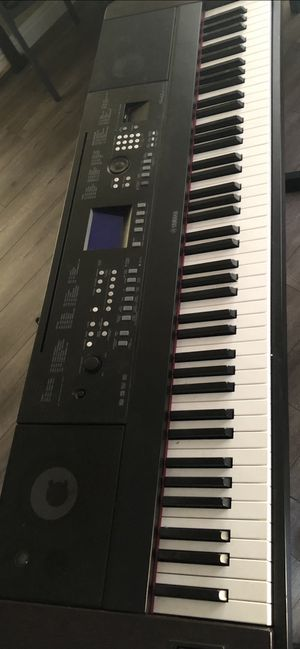 Portable Grand DGX-650 yamaha piano for Sale in West Covina, CA