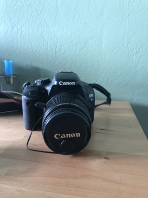 Canon EOS Rebel T2i for Sale in San Diego, CA