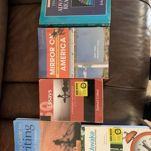 College Text Books (LBCC) for Sale in Long Beach, CA