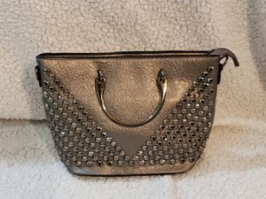 Large studded tote with zip, Crossbody bag for Sale in Miami Shores, FL