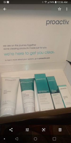 Skin care bundle for Sale in Cleveland, TN