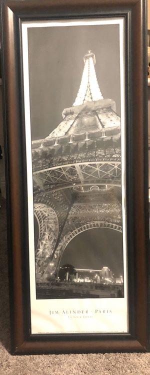Eiffel Tower Wall Art for Sale in Clearwater, FL