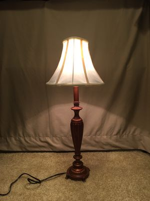 Lamp - good condition for Sale in Brentwood, TN