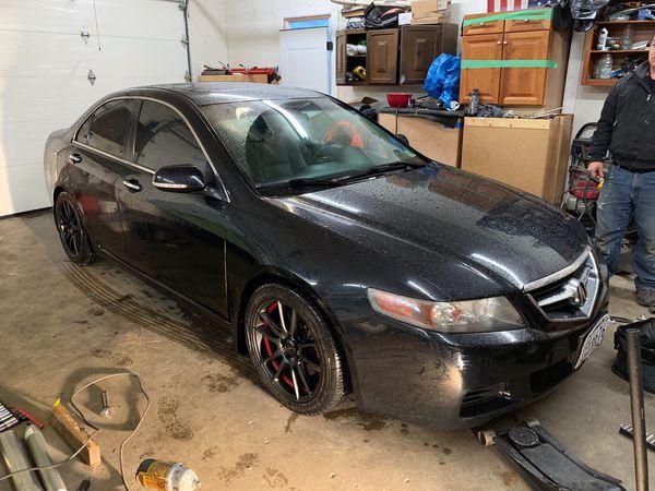 04 Acura TSX