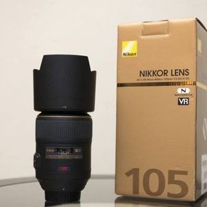 Nikon macro 105mm f/2.8G Lens for Sale in Hillsboro, OR