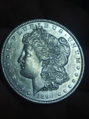 1890s choice gem bu silver Morgan dollar beautiful for Sale in Denver, CO
