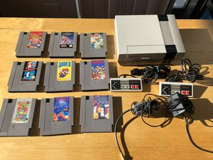 Nintendo NES Collection for Sale in Chicago, IL