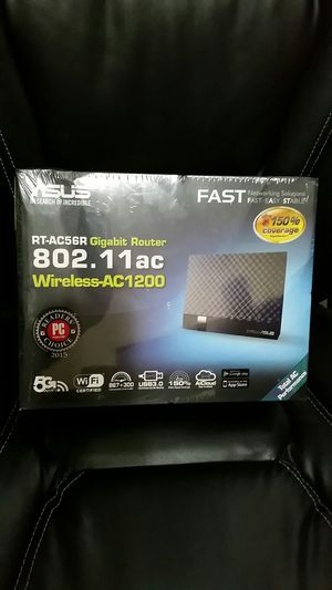 ASUS RT-AC56R DUAL BAND ac 1200 Gigabit Router for Sale in Celebration, FL