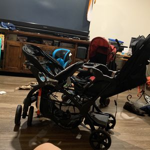 Baby Sit N Stand Double Stroller for Sale in Los Angeles, CA
