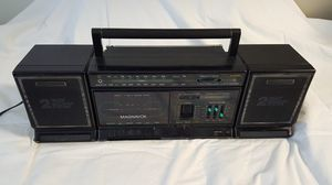 Magnavox d 8270 radio with cassette player for Sale in NO POTOMAC, MD