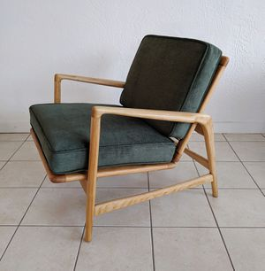 Mid century modern lounge chair for Sale in Gresham, OR