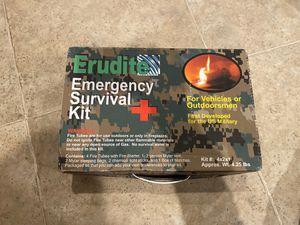 Erudite, Emergency Survival Kit for Sale in Renton, WA
