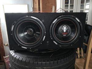 Subwoofers for Sale in Taunton, MA