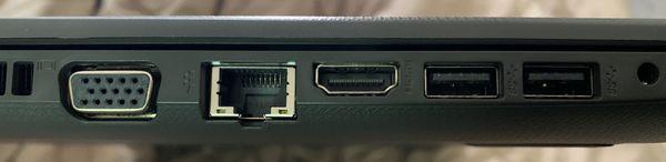 HP 250 G6 laptop / i5 Gen 7 / 15.6 inch screen / windows 10 / 8 GB ram / 500 GB hard drive / HDMI / DVD writer. Processor: Intel(R) Core(TM) i5-720