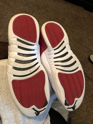 Jordan retro gym red 12s size 11.5 135$ for Sale in Houston, TX