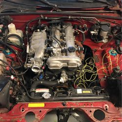 1.8 Mazda Miata Engine ( Must Take Out) for Sale in Olympia,  WA