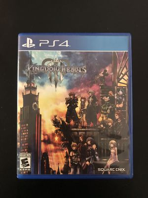 Kingdom Hearts 3 for Sale in New York, NY