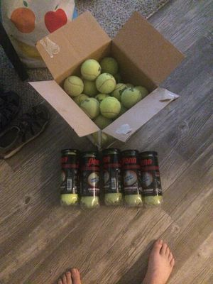Tennis balls for Sale in Chandler, AZ