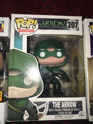 The Arrow Funko Pop for Sale in Maynard, MA