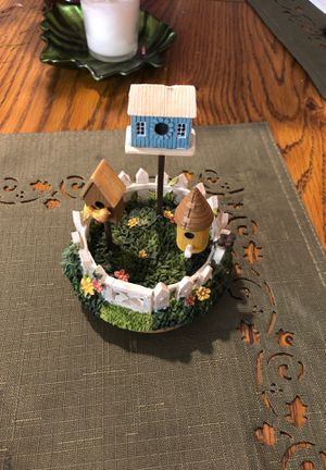 Bird Feeder Candle Topper for Sale in Allentown, PA