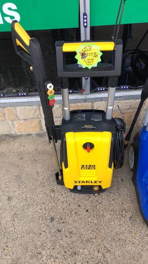 Stanley Pressure Washer for Sale in Dallas, TX