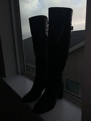 DSW block heel boots for Sale in Pflugerville, TX
