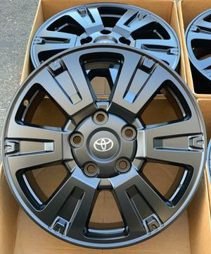 """NEW 20"""" TOYOTA TUNDRA SEQUOIA WHEELS RIMS for Sale in Torrance, CA"""