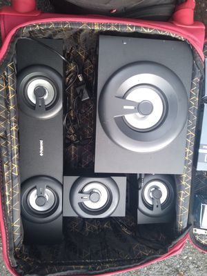Panasonic in home bluetooth stereo system for Sale in Kent, WA