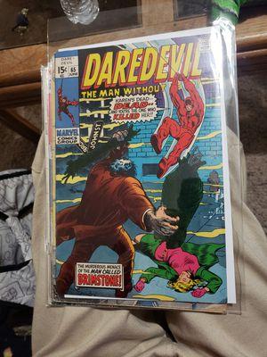 Daredevil comics the murderous menace of the man called brimstone for Sale in East Wenatchee, WA