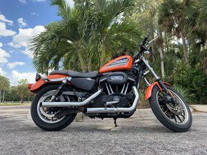 2007 Harley Davidson roadster - 23k mikes. Factory dual front disc brakes for Sale in VLG WELLINGTN, FL