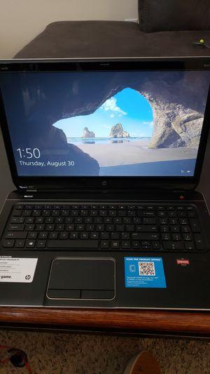 Hp envy dv7 notebook PC for Sale in Woodstock, GA