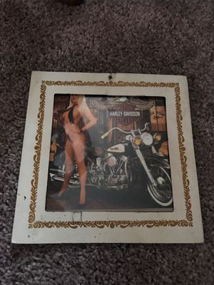 Harley Davidson picture for Sale in Sauk Rapids, MN