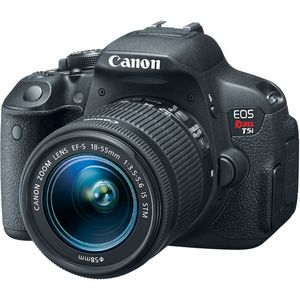 Brand new Canon T5i DSLR camera kit 18MP with 18-55 stm lens for Sale in Fairfax, VA