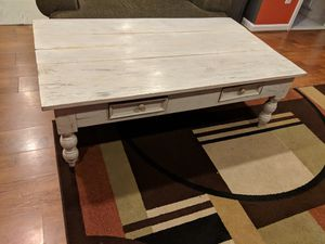 Antique wooden table for Sale in Nokesville, VA
