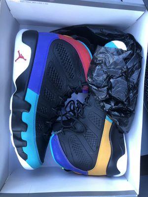 Jordan 9 just dream it retro 11.5 for Sale in Rockville, MD