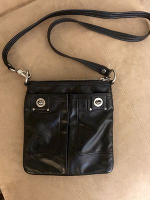 Marc By Marc Jacobs Totally Turnlock Sia Cross Body Bag w/ Silver Hardware for Sale in Garrison, MD