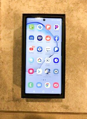 NOTE 10 Brand new unlocked for Sale in Austin, TX