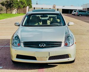 FULL OPTIONS OO6 INFINITI G35 for Sale in Chicago, IL