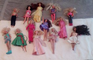 Old Barbie dolls ~ $3 ea. or $25 for all for Sale in Long Beach, CA