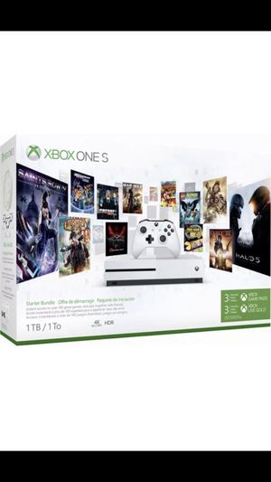 Brand New and Still Sealed Xbox One for Sale in Clovis, CA