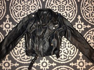 Women's Leather Jacket from Windsor for Sale in Queens, NY