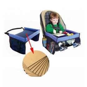 $30-Baby car seat tray – Baby Travel Seat Tray-- for the parent on the go-- we loved these to keep our special needs little guy busy with toys when o for Sale in Yakima, WA