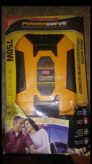 750 power converter for Sale in Eaton Rapids, MI