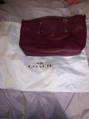 Coach tote purse for Sale in San Antonio, TX