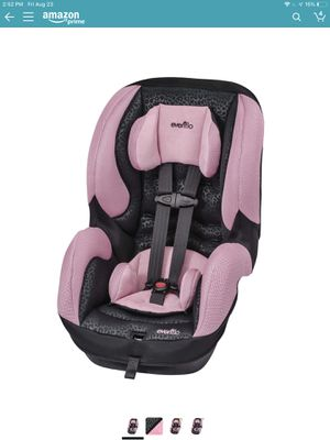 Evnflo Toddler and infant car seat for Sale in Norfolk, VA
