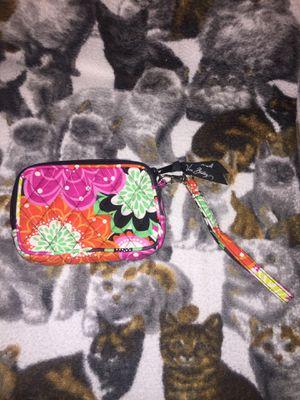 Vera Bradley Small Wristlet Wallet/Coin Purse for Sale in Waterbury, CT