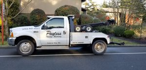 1999 Ford F450 Tow Truck/Wrecker for Sale in Federal Way, WA