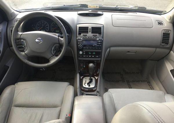 2002 Nissan Maxima GLE—67K Miles